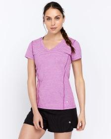 Hyba Striped Essential T-shirt