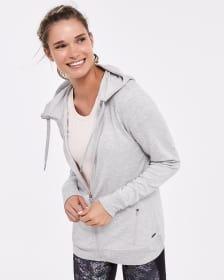 Hyba Essential Knit Hoodie