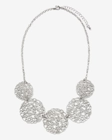 5-Piece Filigree Necklace