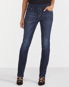 Petite Original Comfort Straight Leg Jeans