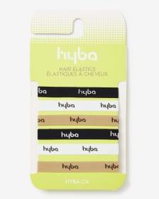 Ensemble de 6 élastiques de Hyba