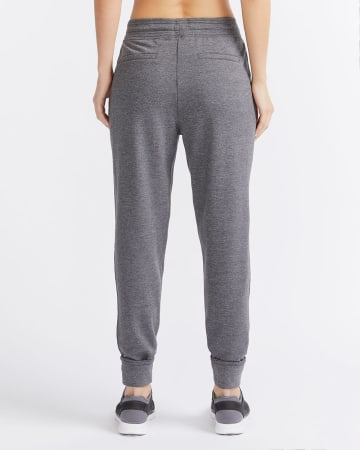 Hyba Solid-Coloured Joggers