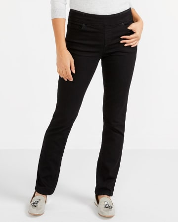 Jeans à jambe droite Petites