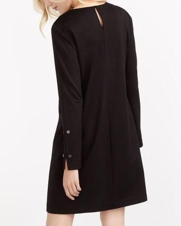 Willow & Thread Detail Sleeve Shift Dress