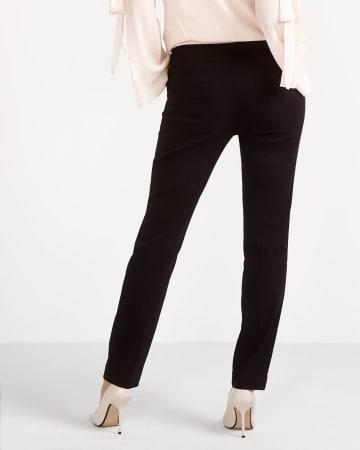 Pantalon à jambe droite et à motif L'Iconique Petites