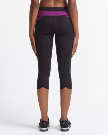 Hyba Colourblock Capri Legging