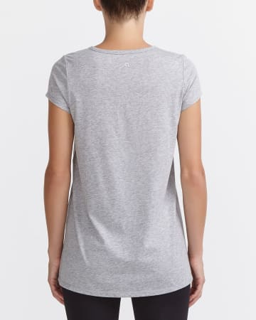 T-shirt graphique d'entrainement Hyba