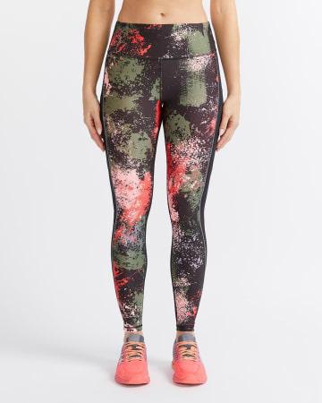 Hyba Printed Running Legging