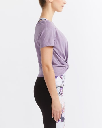 Hyba Front-To-Back Knot T-Shirt