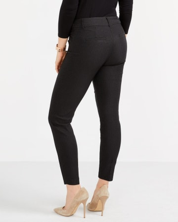 Pantalon à petits points skinny L'Iconique