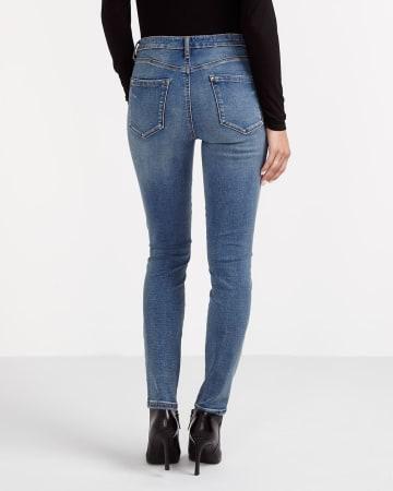 Le Jeans Sculptant skinny
