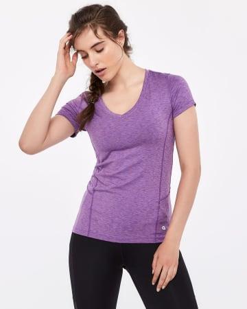 Hyba Essential Space Dye T-Shirt