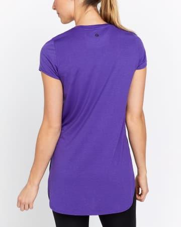 Hyba Side Slit T-Shirt