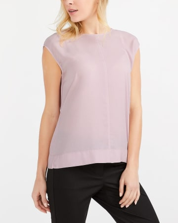 Willow & Thread Mix Media Solid Top