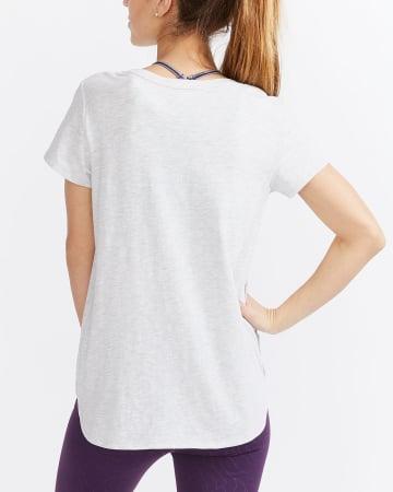 Hyba Graphic Henley T-Shirt