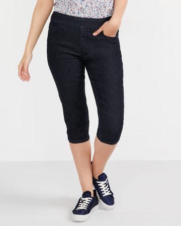 Capri en jeans L'Authentique Confort