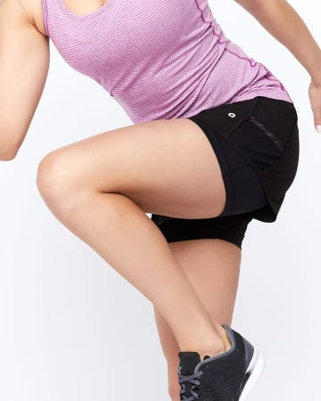 Hyba Double Layer Shorts