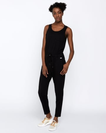 Hyba Solid Knit Jumpsuit