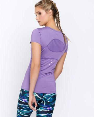 T-shirt de course Hyba