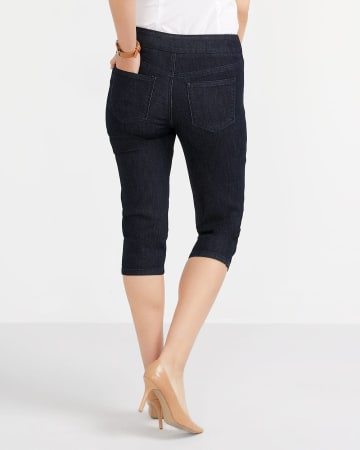 The Petite Original Comfort Jean Capris