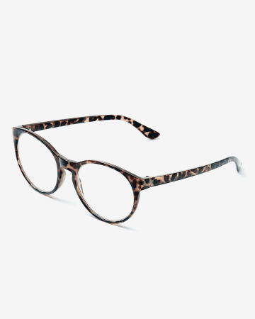 Round Tortoise Reading Glasses