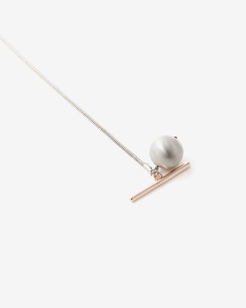 Long Pull-Through Necklace