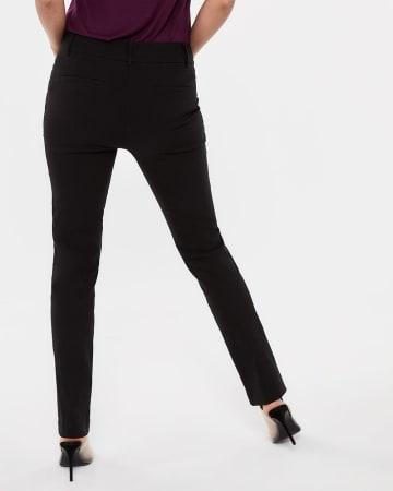Pantalon à jambe droite L'Iconique
