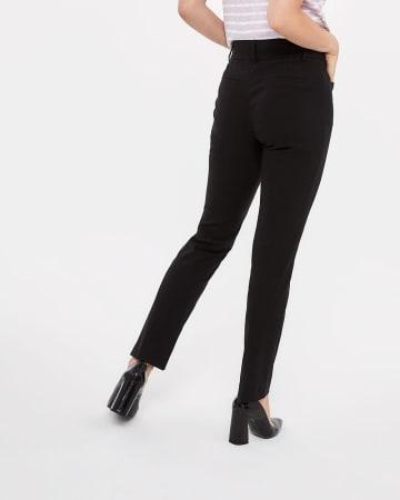 The Petite Iconic Straight Leg Pants