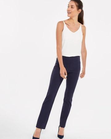 The Tall Iconic Boot Leg Pattern Pants
