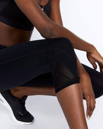 Legging capri avec mailles Hyba