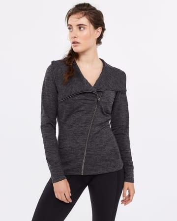 Hyba Asymmetric Jacket
