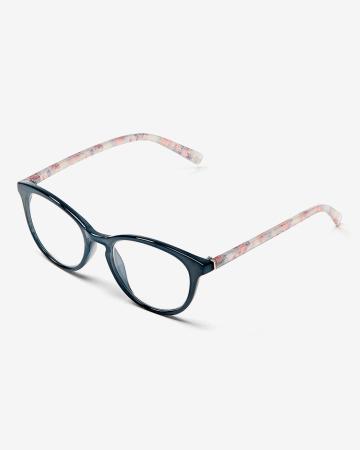Preppy Round Reading Glasses