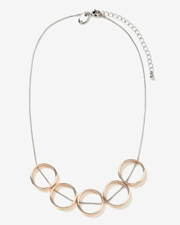 5-Ring Necklace