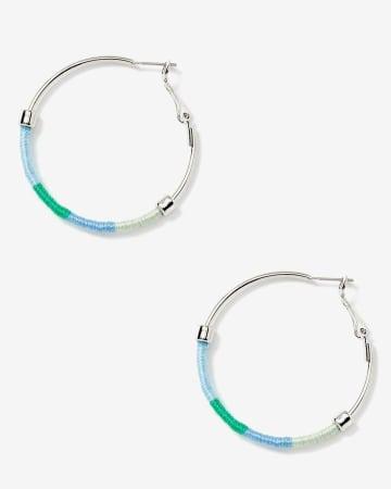 2-Tone Earrings