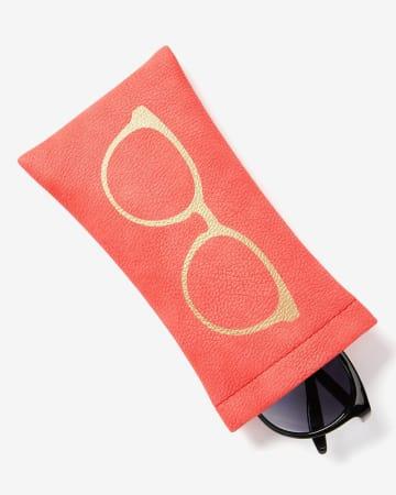 Étui à lunettes imprimé