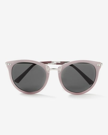 Round Eye Sunglasses