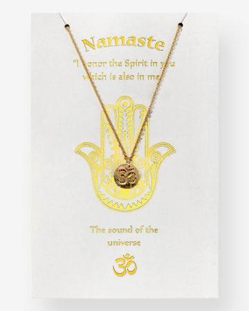 Hyba Namaste Necklace