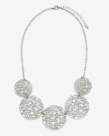 5-Piece Filigree Necklace