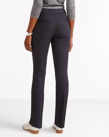 The Iconic Straight Leg Pants