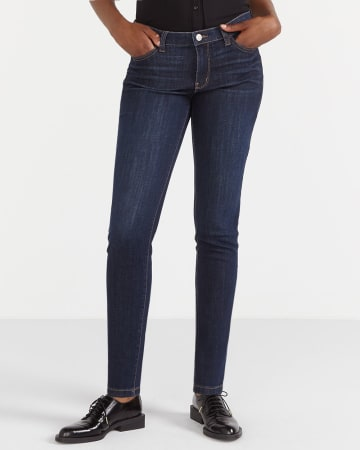 The Petite Insider Skinny Jeans