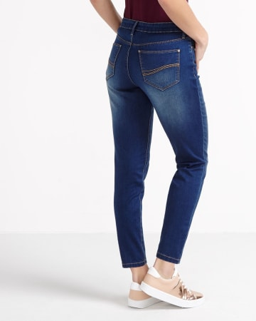 The Signature Soft Skinny Ankle Jeans