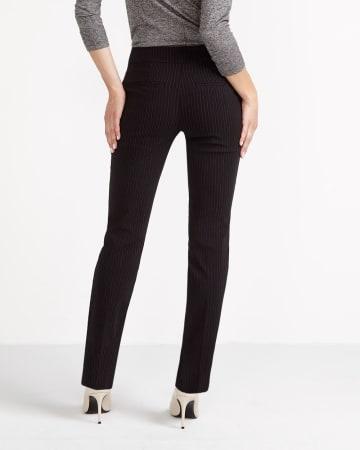 Pantalon rayé à jambe droite L'Iconique Petites