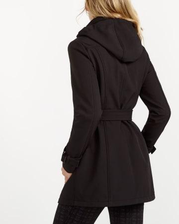 Removable Hood Light Jacket