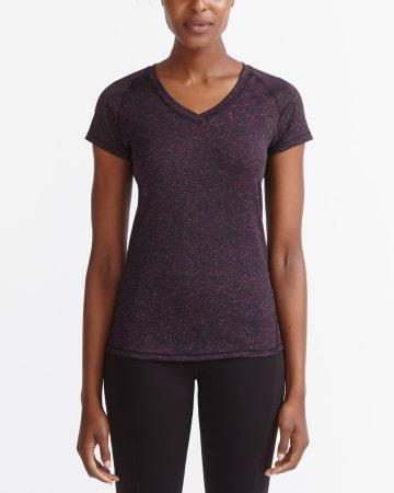 Hyba Space-Dye Training T-Shirt