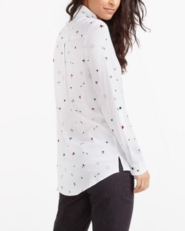 Challis Printed Shirt