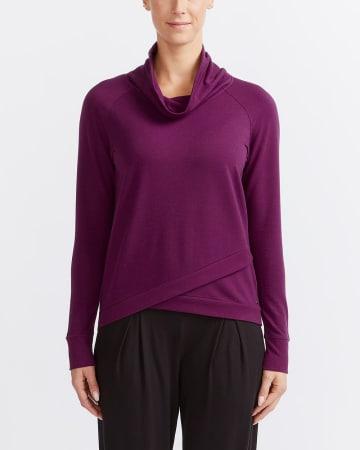 Hyba Asymmetrical Sweater