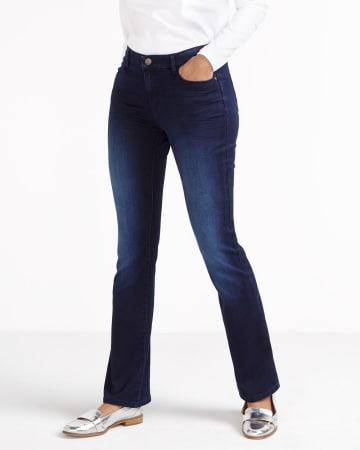 The Signature Soft Boot Cut Jeans