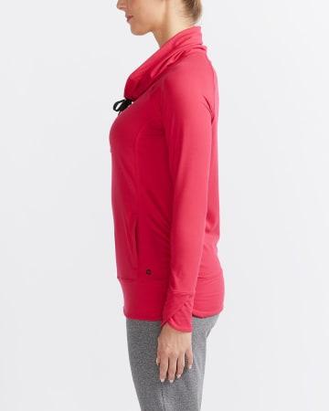 Hyba Funnel Neck Sweatshirt