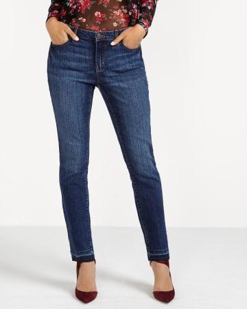 Released Hem Skinny Jeans