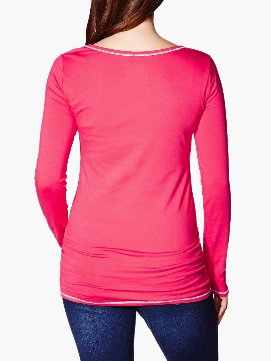 52af918727965 Long Sleeve Maternity T-Shirt | Thyme Maternity